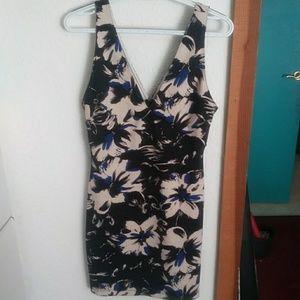 Lush Scuba Dress L